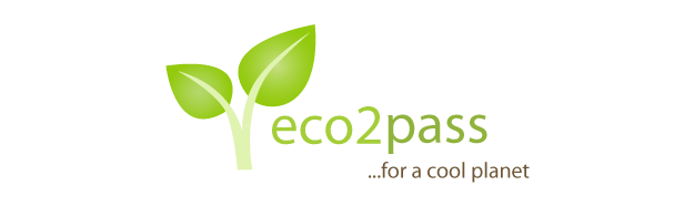 Logo Design for eco2pass