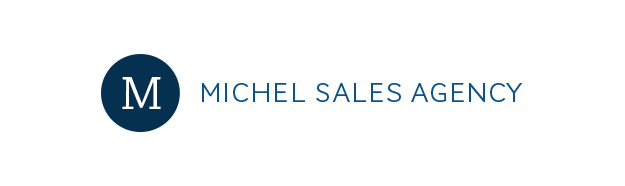 Logo Design for Michel Sales Agency